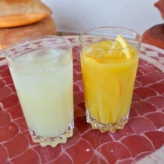 Juice,Milk 500yen