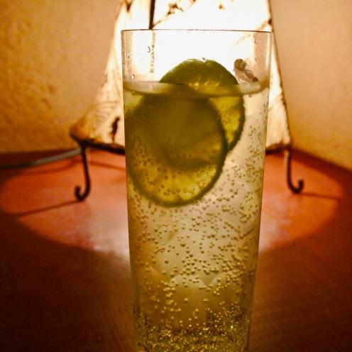 Chartreuse & Tonic 800yen