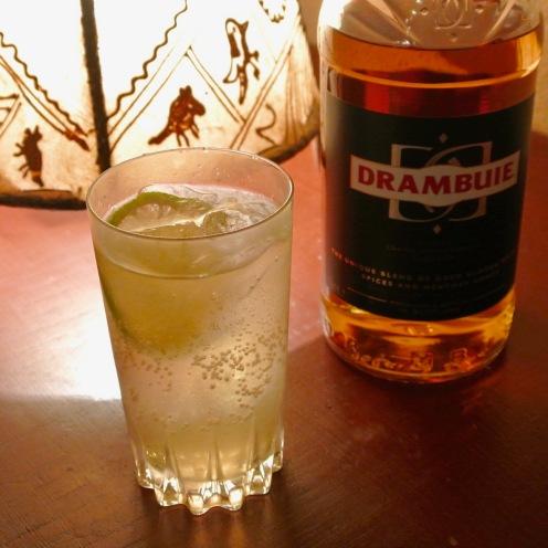 Drambuie & Soda 800yen