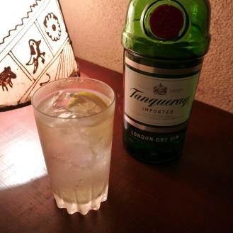 Gin Fizz 700yen