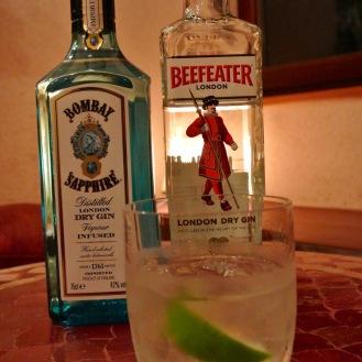 Gin Lime 700yen