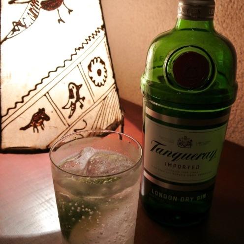 Gin & Tonic 700yen