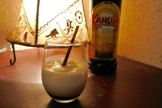 Kahlua & Milk 700yen