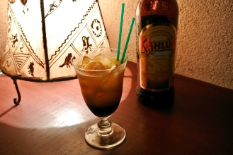 Kahlua & Orange 700yen