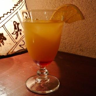 Tequila Sunrise 700yen