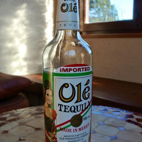 Ole Tequila S.500yen W.800yen