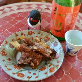 豚スペアリブの煮物