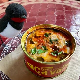 サヴァ缶チーズ焼き 750yen